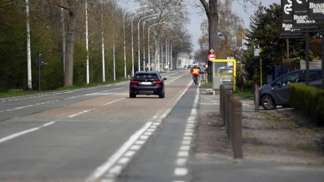 Mechelsesteenweg (N26) ter hoogte van 'Windgat' eerste augustusweekend volledig afgesloten