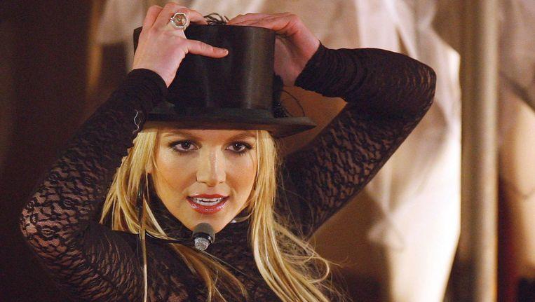 Britney Spears, misschien wel het icoon van de jaren 2000 ('de Nillies'). Beeld REUTERS