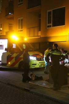 Man in arm gestoken in IJsselmonde, verdachte aangehouden