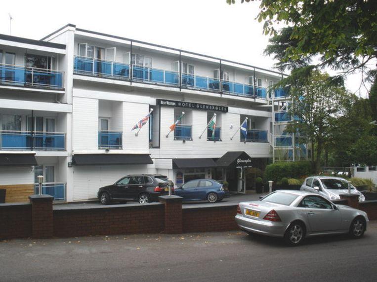 Het hotel waarop Cleese zich baseerde. Het is - voor alle duidelijkheid - niet het gebouw dat in de serie gebruikt werd. Beeld Wikimedia