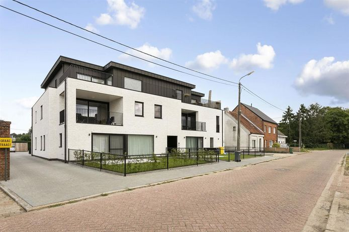 Romy en Niels uit 'The Sky is the Limit' verkopen hun huidige woning. Het stel is momenteel ook zelf aan het bouwen.