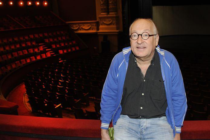 Youp van 't Hek in het Amsterdamse Theater Carré.