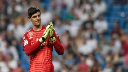 Real en Courtois komen niet verder dan gelijkspel bij Bilbao, eerste puntenverlies voor Koninklijke dit seizoen