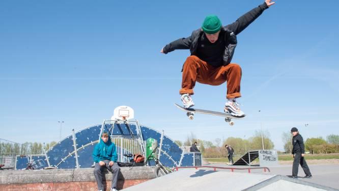 Nieuw en groter skatepark van de stad mag 250.000 euro kosten