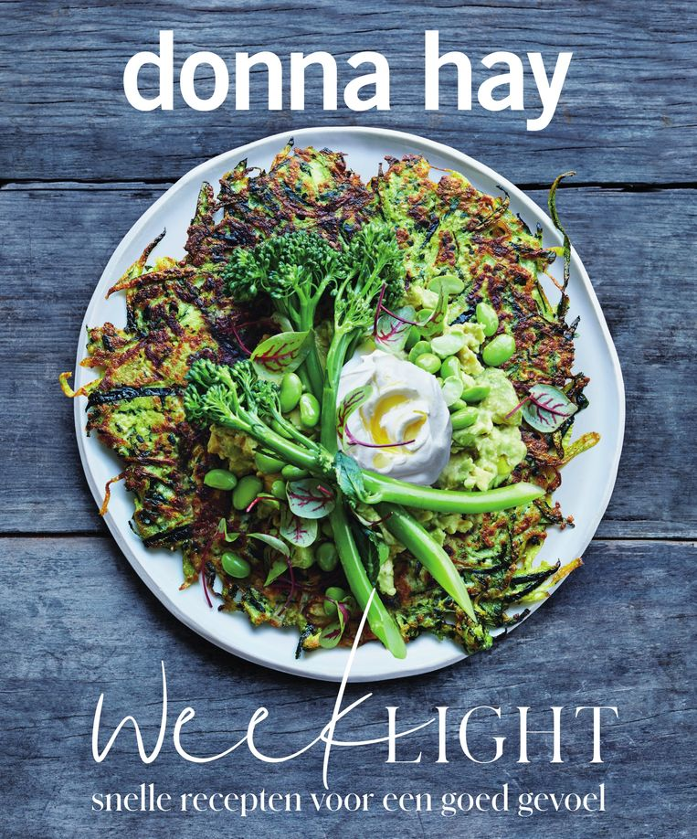 Week Light, Donna Hay, Spectrum €32,99. Beeld