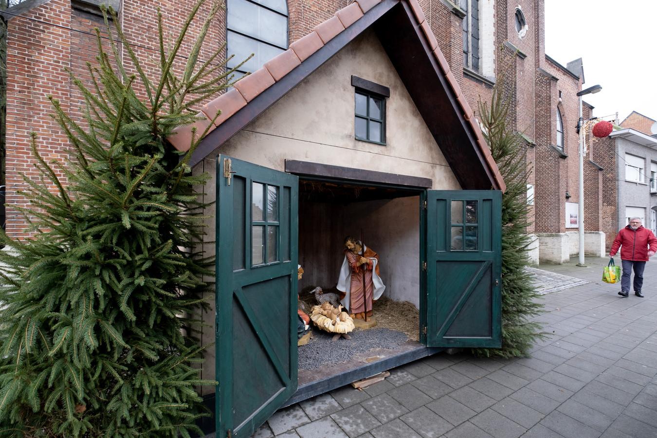 In Koningshooikt valt de kerstmarkt een week later dan in Lier centrum.