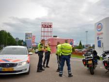 Verdachte voortvluchtig na 200 kilometer lange achtervolging