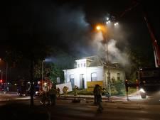 Brand in leegstaand huis Doetinchem