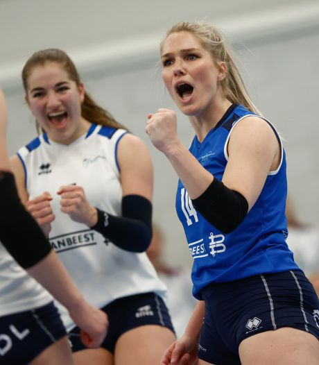 Apeldoornse volleybalinternational Kirsten Knip kiest weer voor het buitenland, maar 'niet te ver meer van huis'