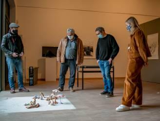 Eindwerken studenten d'Academie Beeld te kijk in Tentoonstellingszaal Zwijgershoek