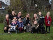 Familie Jelies uit tv-programma Een Huis Vol krijgt nog een kleintje: moeder Janneke zwanger van negende kind