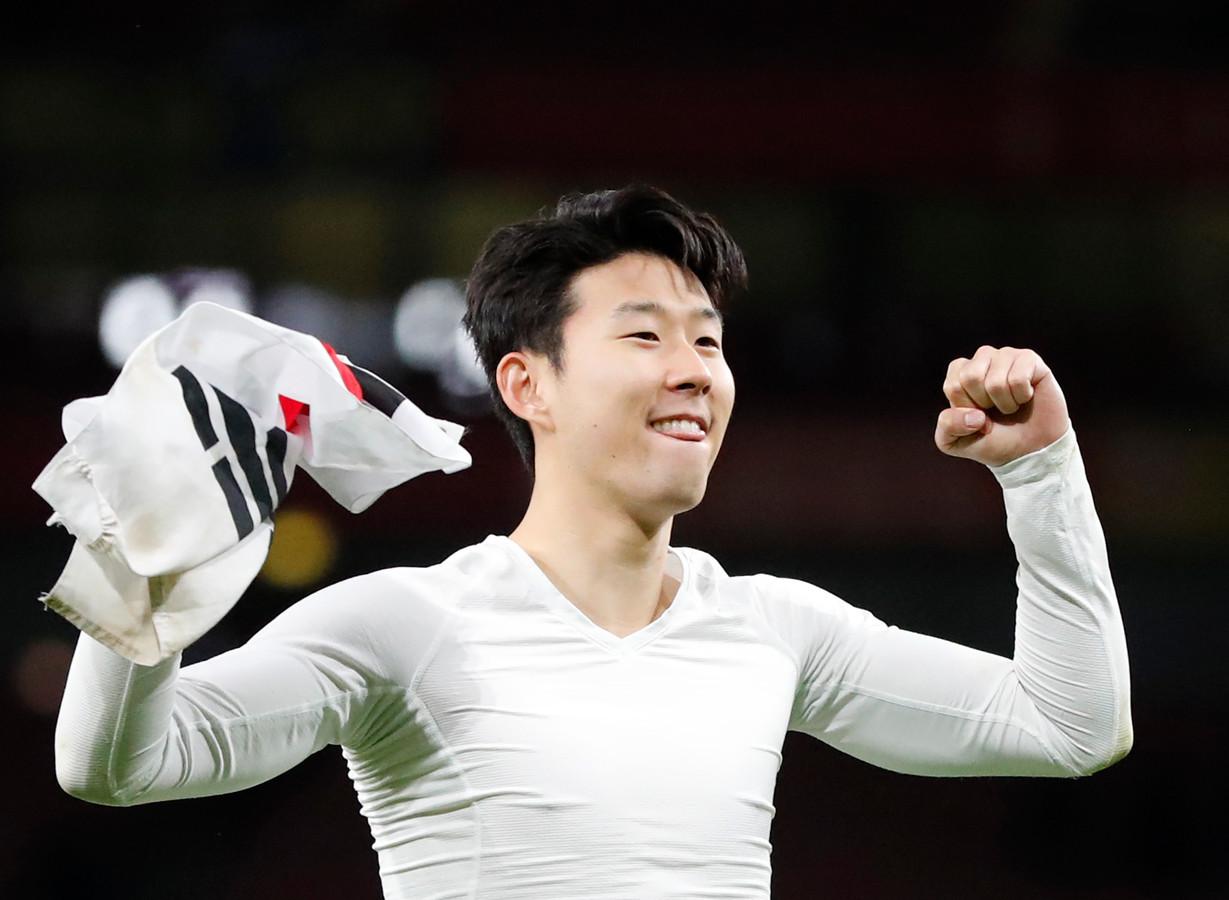 Heung-min Son, sterspeler van Zuid-Korea, slaat de eerste twee pouleduels nog over.