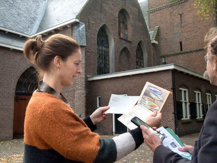 De Putten'44 Experience Route is een interactieve wandeltocht in het centrum van Putten, langs gebouwen en plekken die herinneren aan de razzia uit 1944.