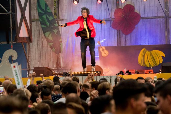 De Snollebollekes staan zaterdag op het festival Circus X.