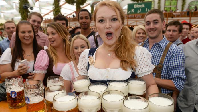 Oktoberfest à Munich (archives)