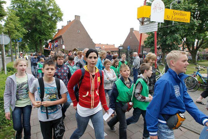 De Wandelavondvierdaagse in Helmond kende al 60 edities, voordat Covid-19 roet in het eten gooide.