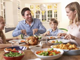 Verwende nesten: 1 op 3 mama's kookt elke avond 3 gerechten