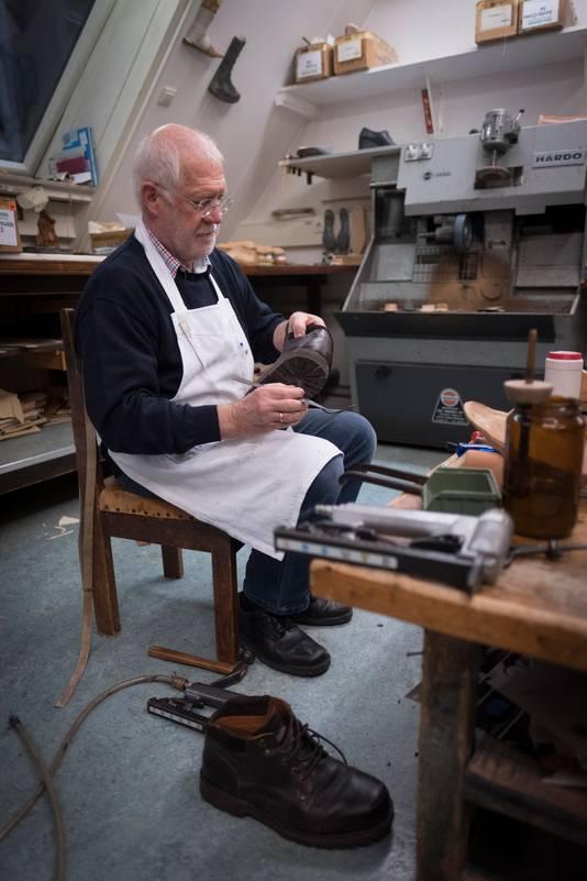 """Joris Flipse stopt na 40 jaar. ,,Ik geloof niet dat ik ooit met tegenzin naar mijn werk ben gegaan."""""""