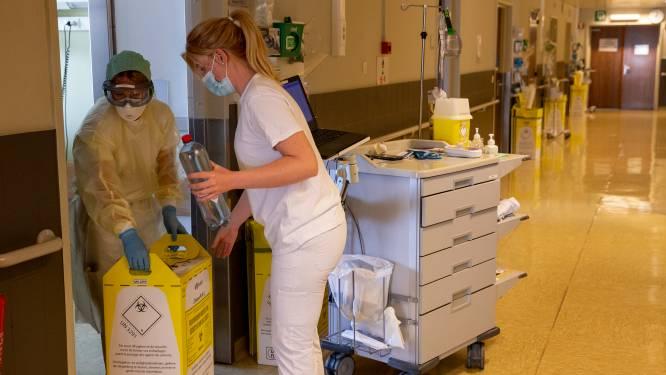 OVERZICHT. Nieuwe ziekenhuisopnames dalen verder door, maar druk op intensieve zorg hoogst sinds november