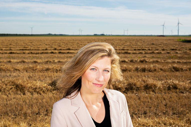 Denise de Boer. Beeld Martijn Gijsbertsen