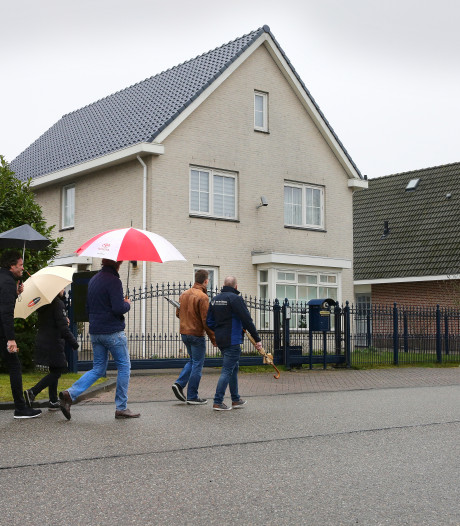 Loods in Werkendam was schakel drugsshop