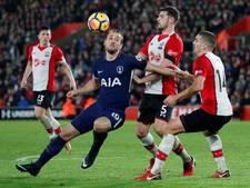 Duur puntverlies voor Spurs in Southampton