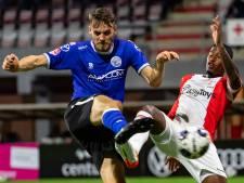 Ziekenboeg FC Den Bosch loopt alsmaar voller: Stiers raakt geblesseerd en Van Grunsven is vraagteken
