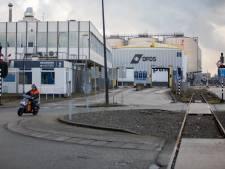 Milieudefensie Schiedam pleit voor walstroom bij Vlaardingse terminal DFDS