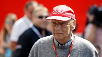 Zorgen om Niki Lauda: Oostenrijkse F1-legende even op intensieve zorgen