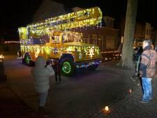 Kaarslicht verandert Vreeswijk in een sprookje
