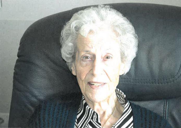 Mina Janssen is één van de zeven slachtoffers in het woonzorgcentrum in Zaventem.