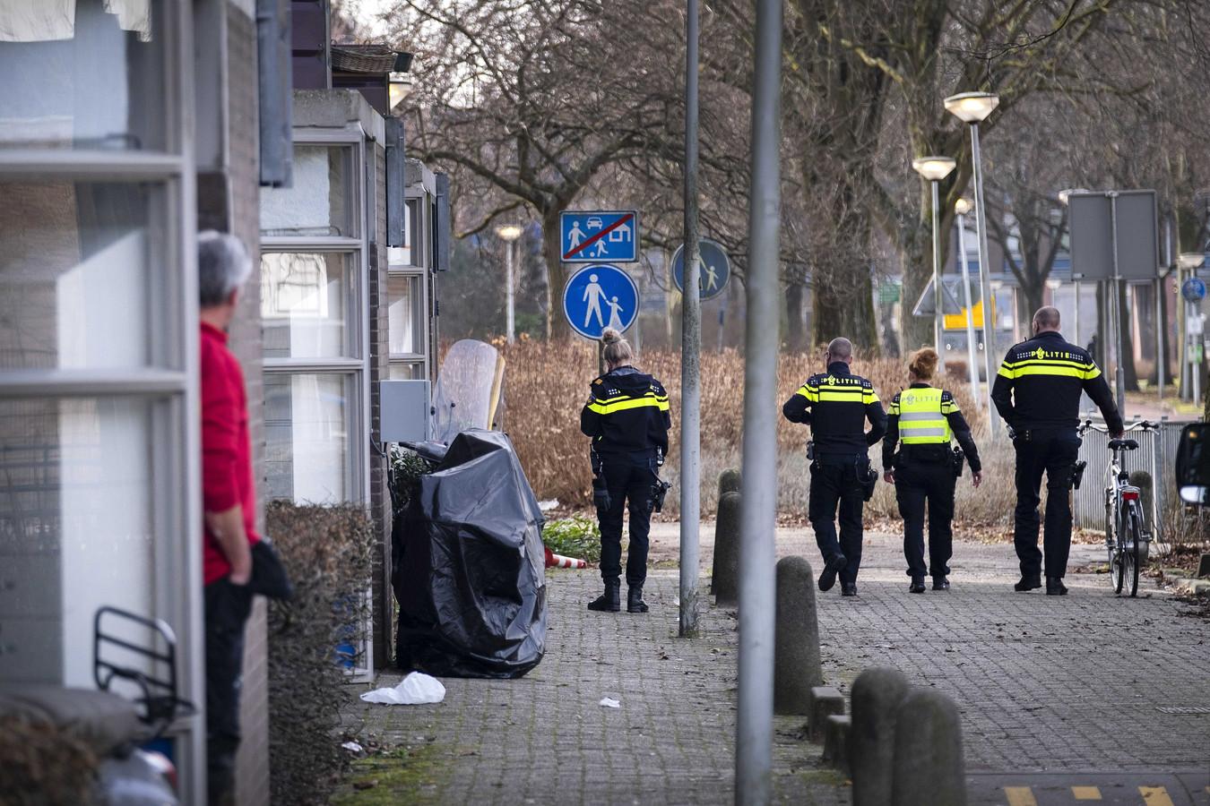 In Zuidoost werd 21 februari een baby gevonden in een vuilcontainer.