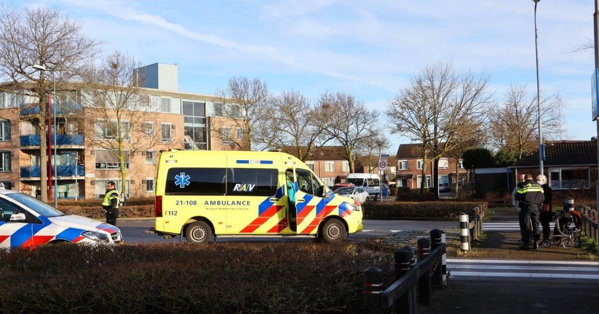Vrouw met rollator gewond na botsing op zebrapad in Den Bosch.