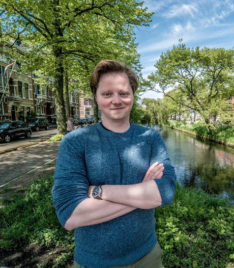 Mark (27) begon zijn bedrijf in studentenhuis, techgigant ziet er nu miljardenmarkt in