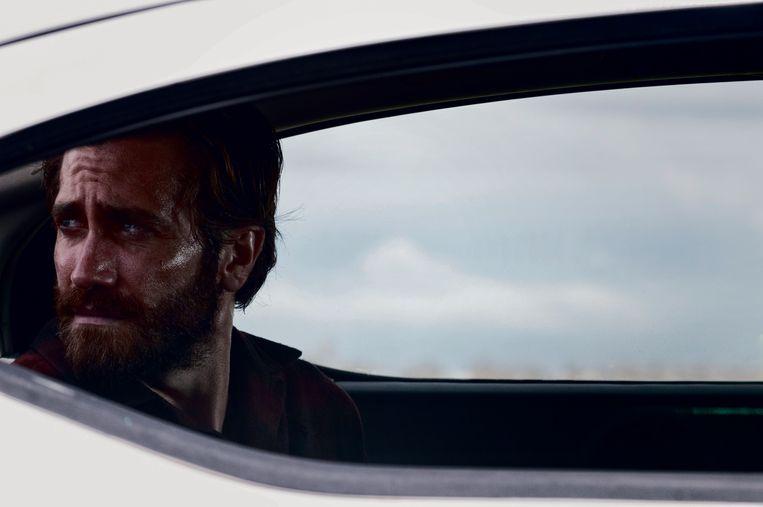 Jake Gyllenhaal in Nocturnal Animals. Beeld rv