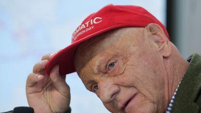 Formule 1-legende Niki Lauda mag na longtransplantatie ziekenhuis verlaten