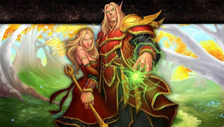 World of Warcraft. Beeld