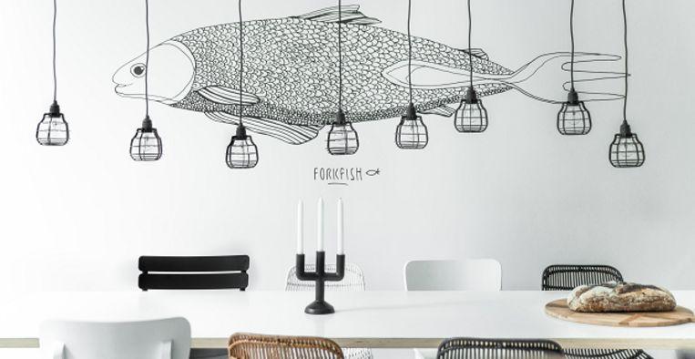 Sfeermakers opvallende hanglampen voor boven de eettafel for Grote hanglamp eettafel