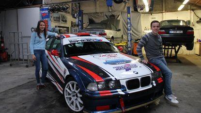 Jongste rallyteam maakt debuut