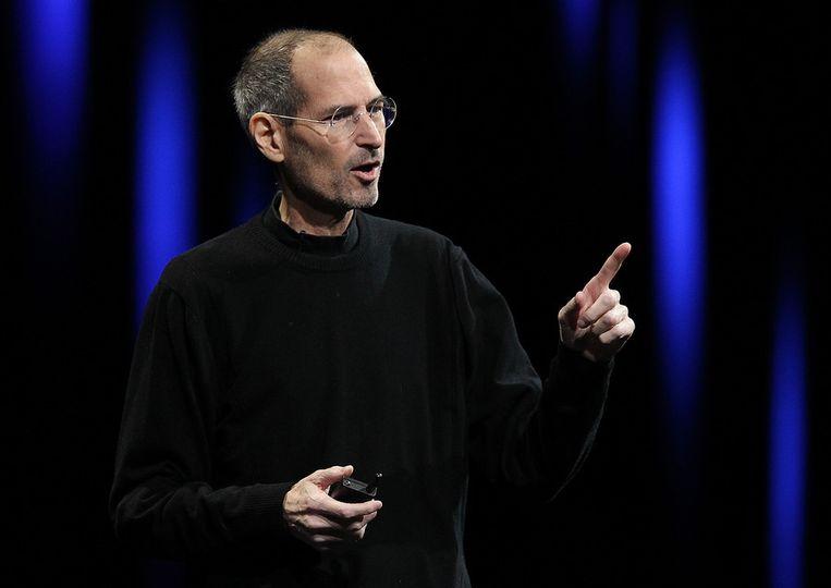 Steve Jobs Beeld afp