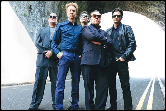 de Britse band The Godfathers zal begin november in Herenthout te bewonderen zijn