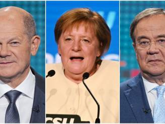 """Sociaal-democraten winnen Duitse parlementsverkiezingen, """"fiasco voor Merkels CDU/CSU"""""""