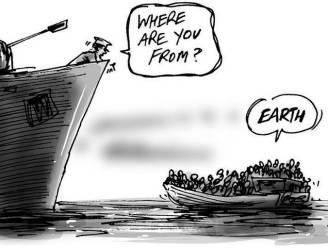 Vluchtelingen zijn mensen. Beseffen we dat nog wel?