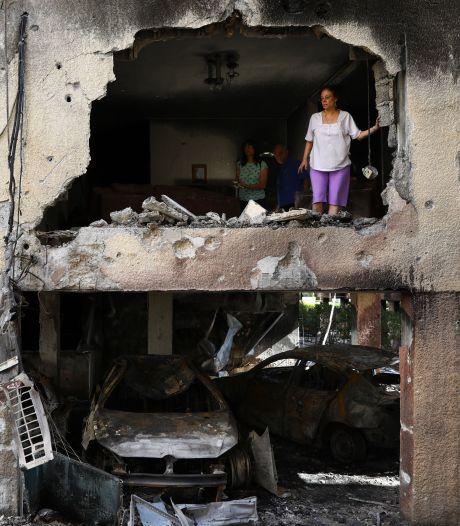 Einde van ramadan in Israël: normaal een feestelijke tijd, nu vrees voor geweld