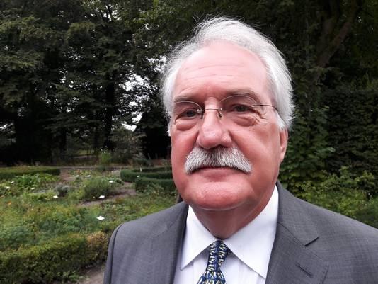 Otto Ernst Gelder graaf Van Limburg Stirum (geboren 1947) draagt exact dezelfde naam als zijn in de oorlog vermoorde oom.