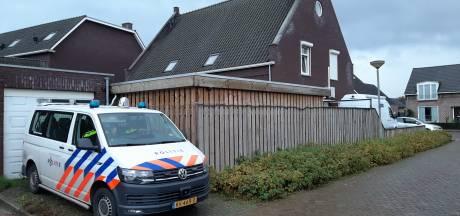Politie doorzoekt woning Martien R. in Herpen