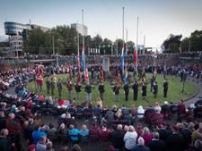 Herdenkingsvlag Slag om Arnhem uit Berenkuil verdwenen