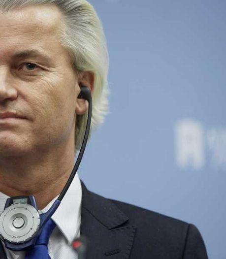 Wilders vindt koninkrijksfeest maar 'vreselijke multiculti'