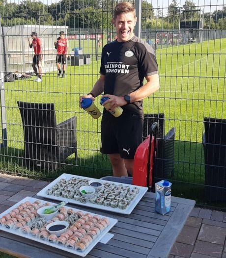 Van de Tour de France naar PSV: Kevin Daems is de kok die de spelers via gele, groene en rode dagen voedt