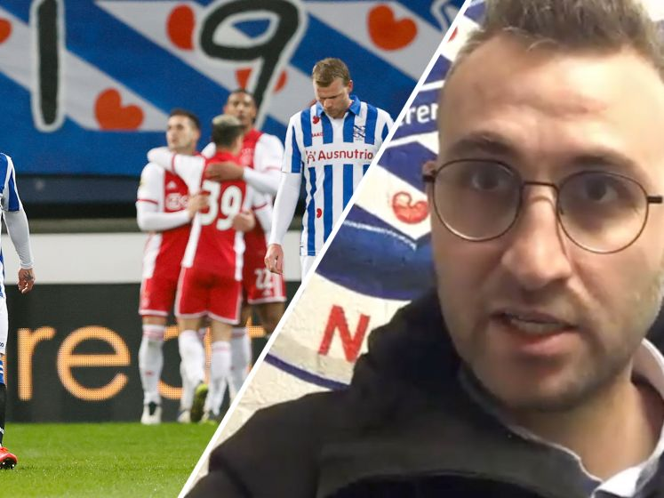 Johan Inan: 'Ajax was weer ouderwets dominant'